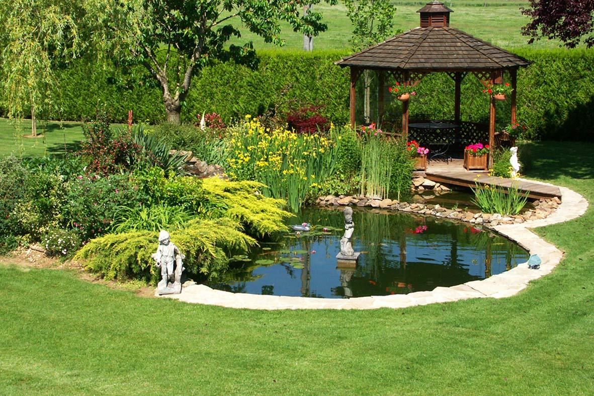 Comment choisir son bassin de jardin ?